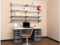 Домашний офис (платина/ДСП)