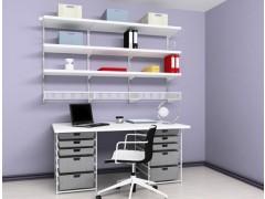 Домашний офис (белый/декор)